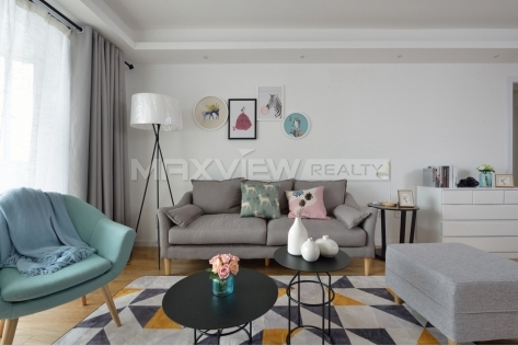 Apartment for rent in Jingwei Apartment