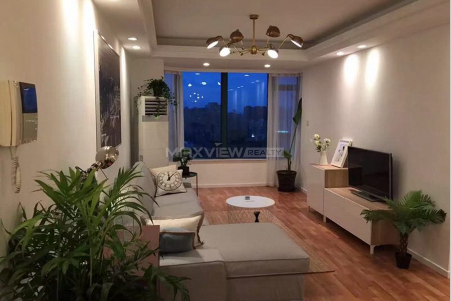 Apartment for rent in Oriental Manhattan 2bedroom 96sqm ¥16,000 SHR0164