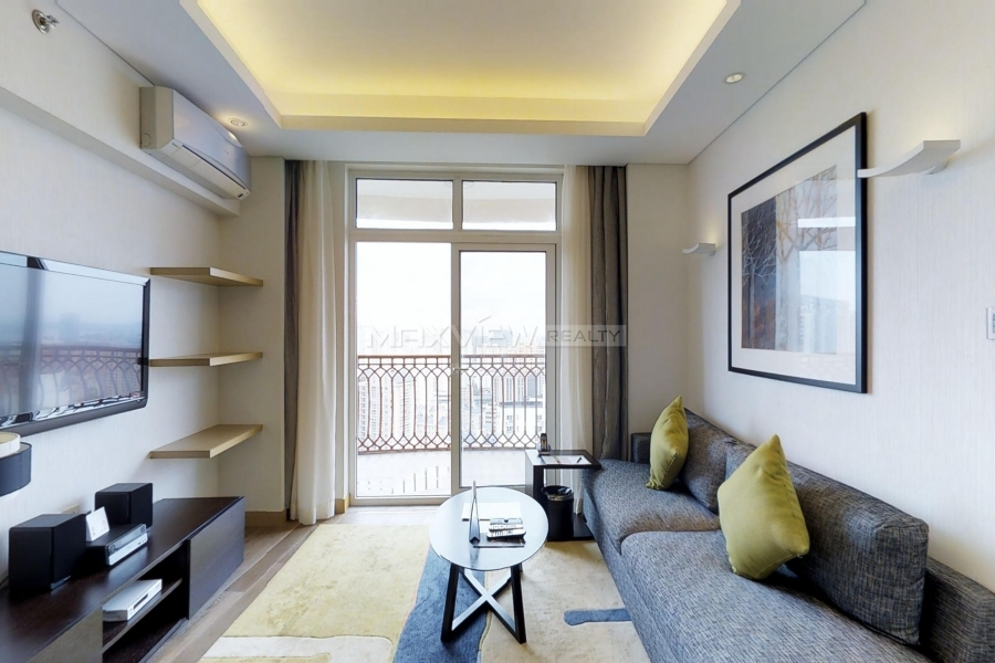 Apartment rental Shanghai  Somerset Xu Hui 1bedroom 75sqm ¥25,000 SHR0230