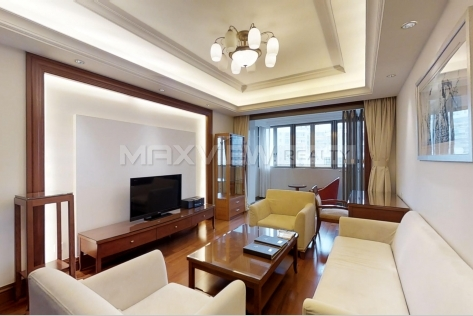 Shanghai apartment rent in Xuhui Garden Service Apartments
