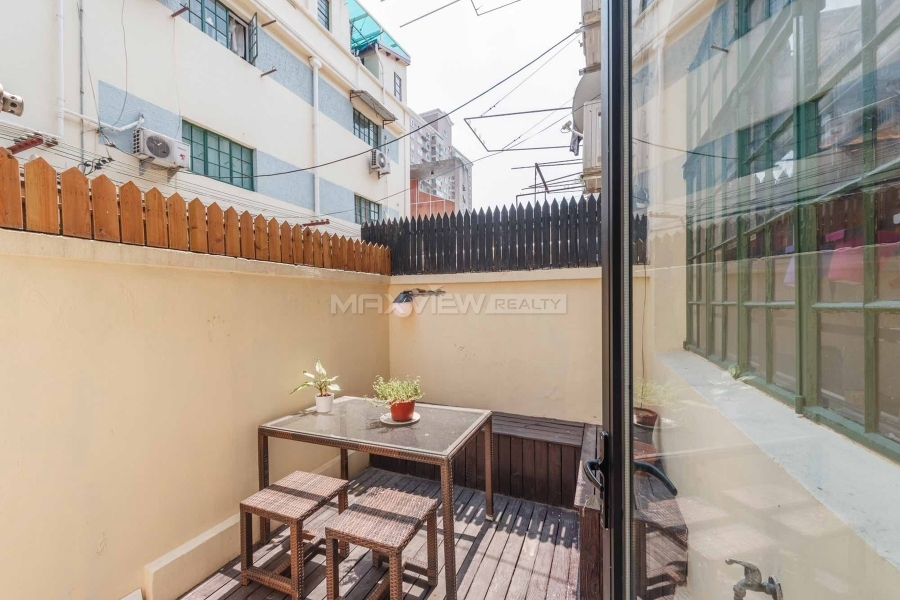Shanghai Old Lane House Xinle Road 1bedroom 80sqm ¥18,000 SHR0227