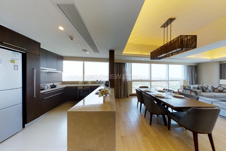 Apartment Rental Shanghai Kerry Parkside 1bedroom 133sqm ¥40,000 SHR0247