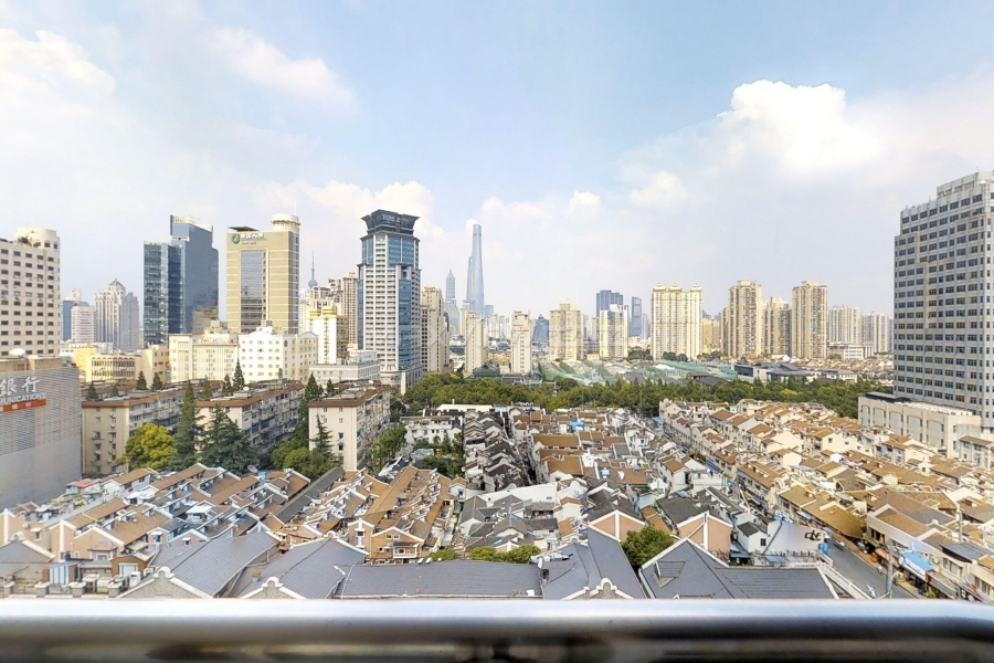 Shanghai apartment rent in Fraser Residence 2bedroom 114sqm ¥35,000 SHR0244