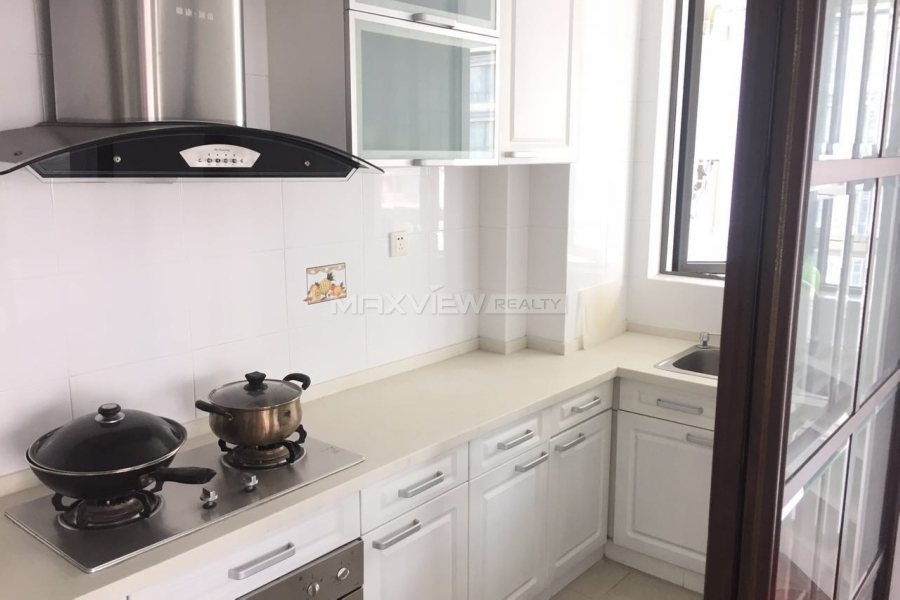 Apartment in Shanghai Top of City 3bedroom 136sqm ¥22,900 SHR0257