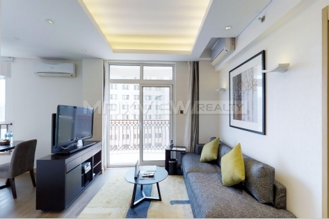 Apartment rental Shanghai Somerset Xu Hui
