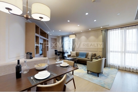 Shanghai apartment rent in Aroma Garden Serviced Suites