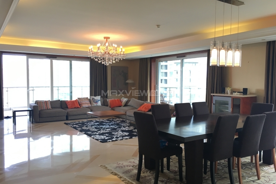Apartment for rent in Shanghai Fortune Residence 3bedroom 320sqm ¥58,000 SH017693