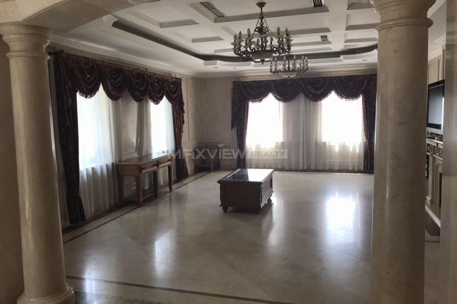 Shanghai houses for rent Beverly Hills 3bedroom 310sqm ¥47,000 SH017706