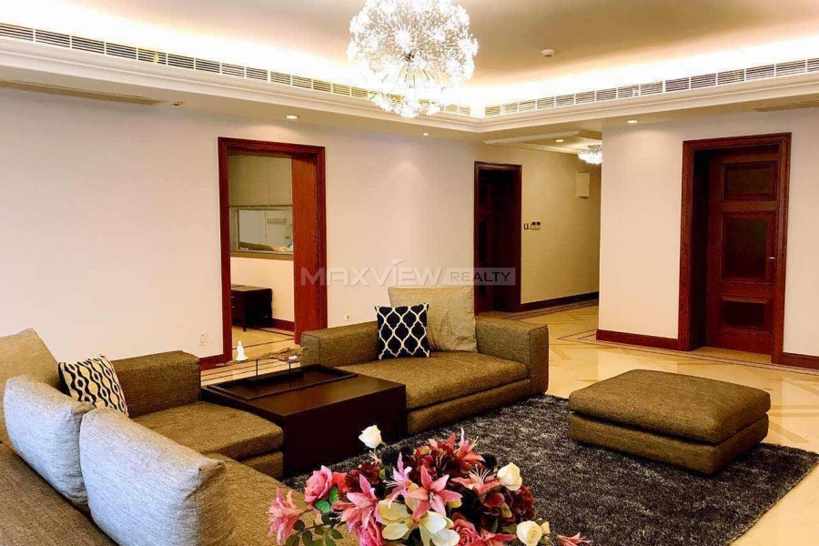 Apartment For Rent In Shanghai Fortune Residence