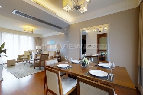 Apartment rental Shanghai Lanson Place Jinqiao