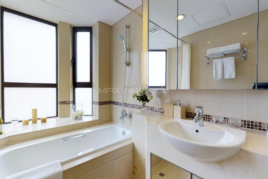Apartment rental Shanghai Lanson Place Jinqiao2bedroom120sqm¥29,000LPJQ1203