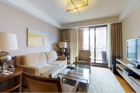 Shanghai apartment rent in Lanson Place Jinqiao
