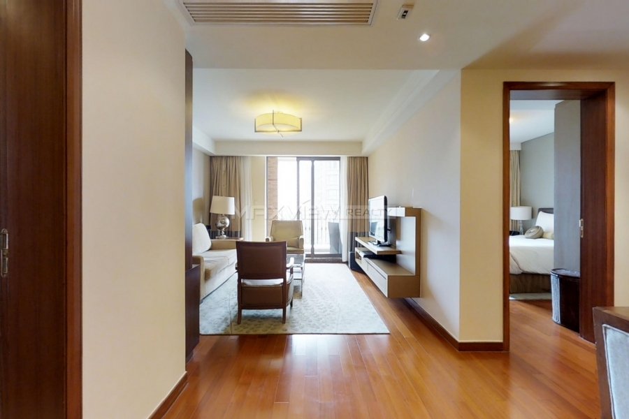 Shanghai apartment rent in Lanson Place Jinqiao  1bedroom 89sqm ¥20,000 LPJQ702
