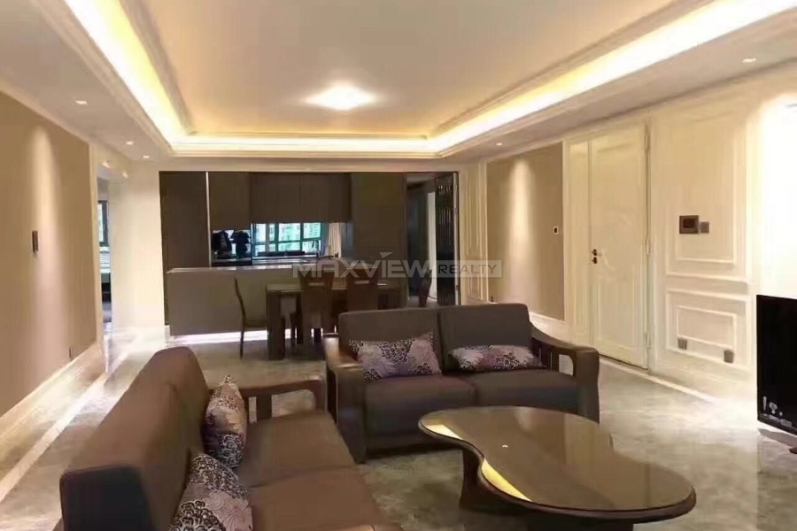 Apartment in Shanghai Eight Park Avenue 4bedroom 238sqm ¥45,000 SH017723