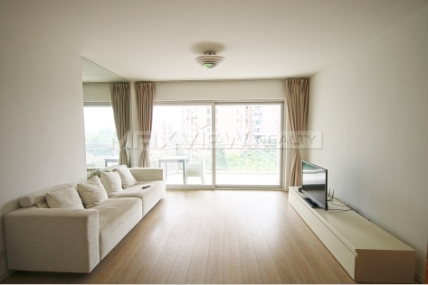 Apartment for rent in Shanghai Central Residences
