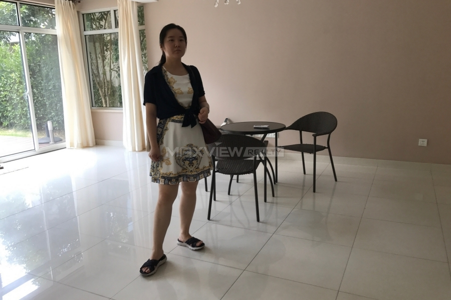 House rent in Shanghai Jiushi Western Suburban Garden 4bedroom 300sqm ¥35,000 SH017725