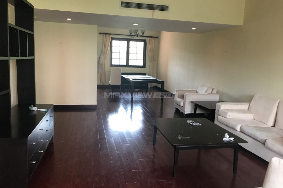 Shanghai Racquet Club 4bedroom 260sqm ¥30,000 SH017739