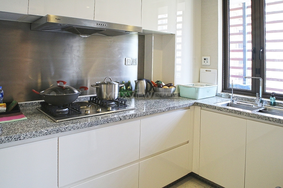 Green Court Serviced Apartment 2bedroom 160sqm ¥33,000 SH017758