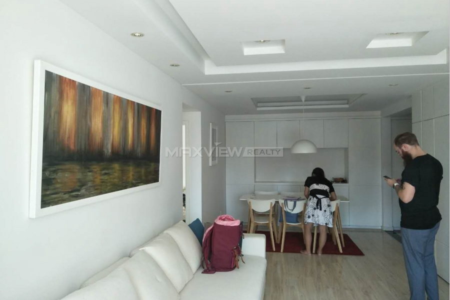 Oriental Manhattan 2bedroom 96sqm ¥16,000 XHA06528