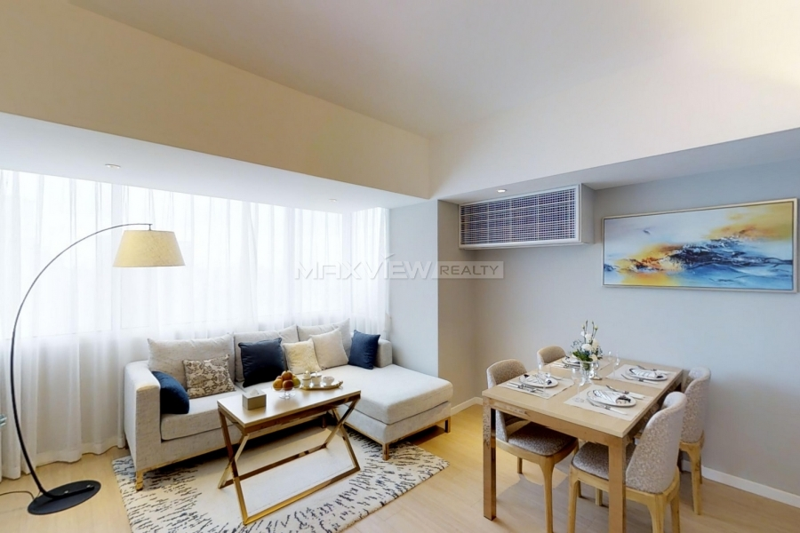 1066 Service Residence managed by Super City by Ariva 1bedroom 85sqm ¥18,000 AR0002