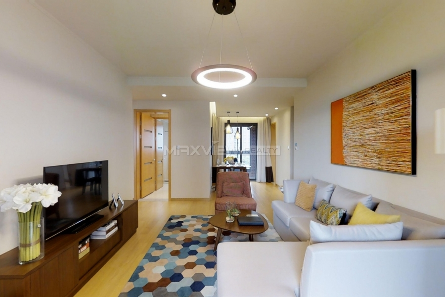 Green Court Middle Serviced Apartment 2bedroom 108sqm ¥25,000 CMG0003