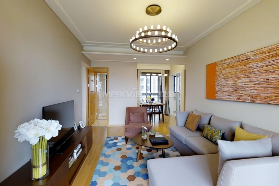 Green Court Middle Serviced Apartment 2bedroom 106sqm ¥25,000 CMG0006