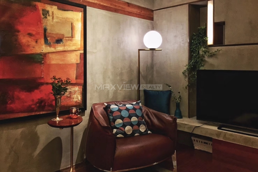 Shanghai old house rent on  Huaihai Middle Rd 1bedroom 81sqm ¥19,000 SH017878