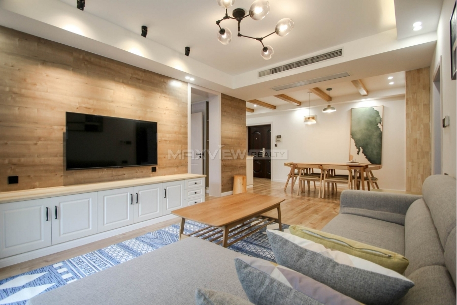 Shanghai old house rent on Xinhua Road 3bedroom 120sqm ¥23,000 SH017967
