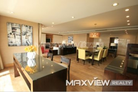Central Residences Phase II 4bedroom 341sqm ¥61,000