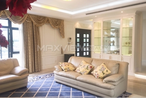 Hongqiao Golf Villa 4bedroom 278sqm ¥36,000