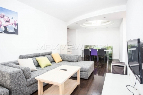 Shanghai apartment rent Oriental Manhattan
