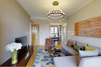 Green Court Middle Serviced Apartment