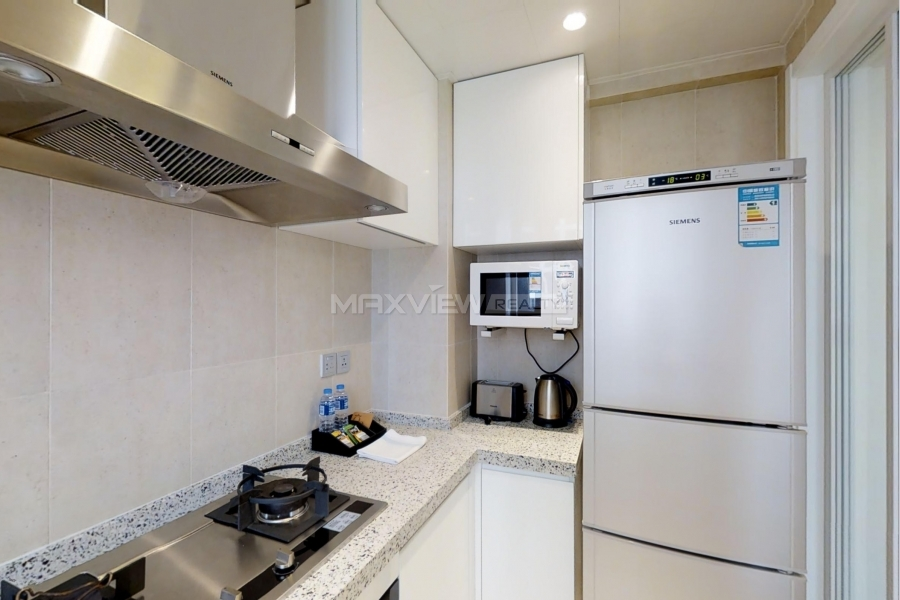 Green Court Middle Serviced Apartment 2bedroom 106sqm ¥25,000 CMG0008