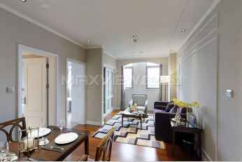 Green Court Serviced Apartment - People's Square