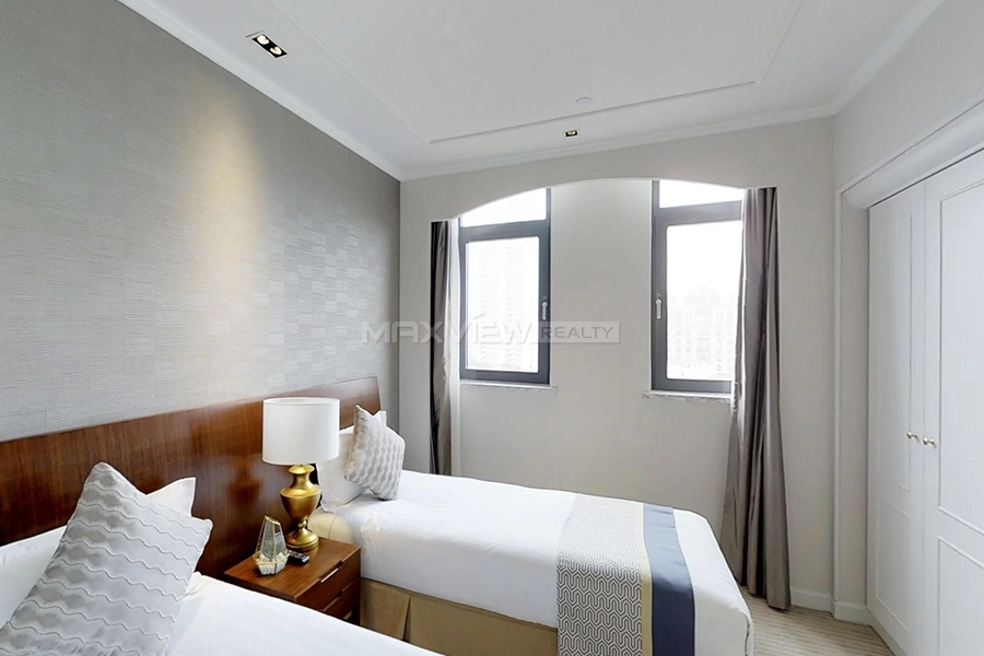 Green Court Serviced Apartment - People's Square 2bedroom 86sqm ¥26,000 GCP0003