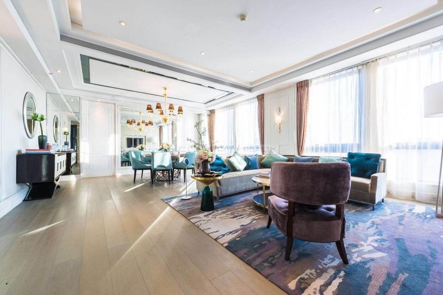 Shanghai Apartment in Upper Riverside3bedroom336sqm¥70,000