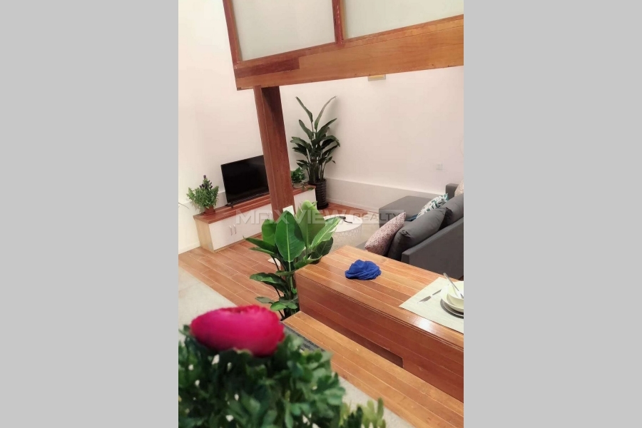 Old Garden House on Jianguo west Road 1bedroom 50sqm ¥15,800 PRY00119