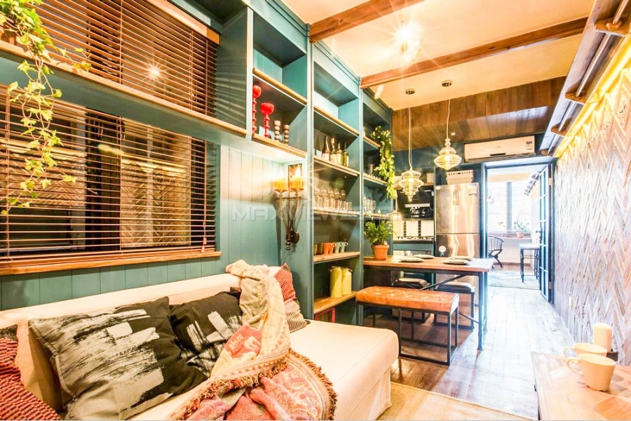 Old  Apartment On FUxing Middle Road1bedroom60sqm¥18,000PRS128