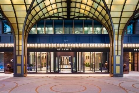 St. Regis Residence 静安瑞吉酒店公寓
