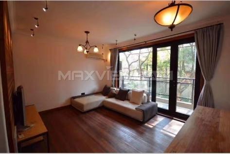 Old Apartment On Wukang Road