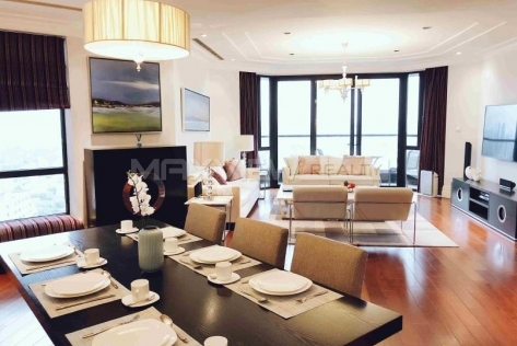 Le Chateau Huashan 4br 254sqm in Former French Concession
