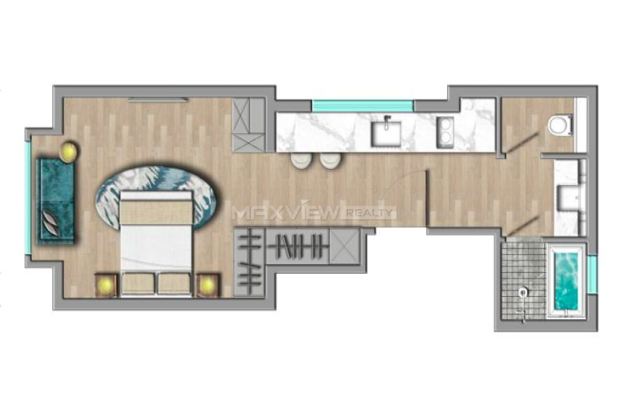 KYMS Living Apartment