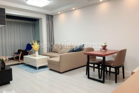 Grand Riverside Garden 1br 75sqm in Downtown