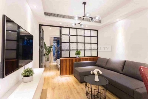 Old Apartment On Yueyang Road