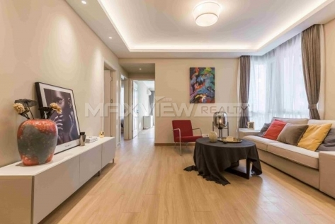 Jing An yi Jingyuan 3br 140sqm in Downtown