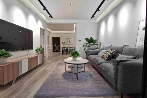St. Johnson 2br 100sqm in Former French Concession