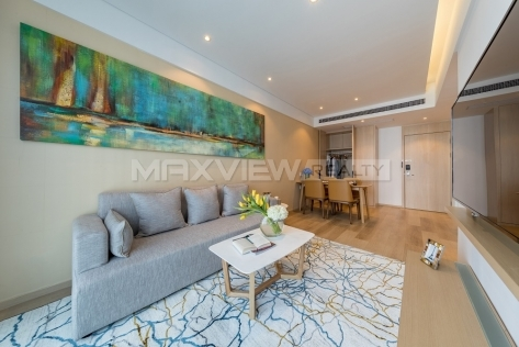 Sincere Residence Changfeng 1 Bedroom Deluxe
