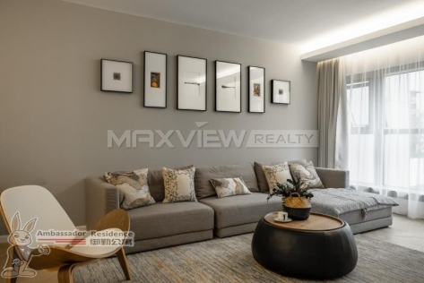Jingan Haojing Yuan 3br 150sqm in Downtown