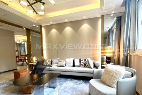 Hua Run Waitan Jiuli 3br 187sqm in Downtown