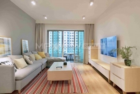 Jingan Haojing Yuan 2br 116sqm in Downtown